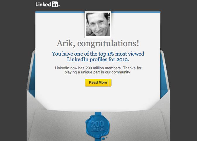 LinkedInMessage