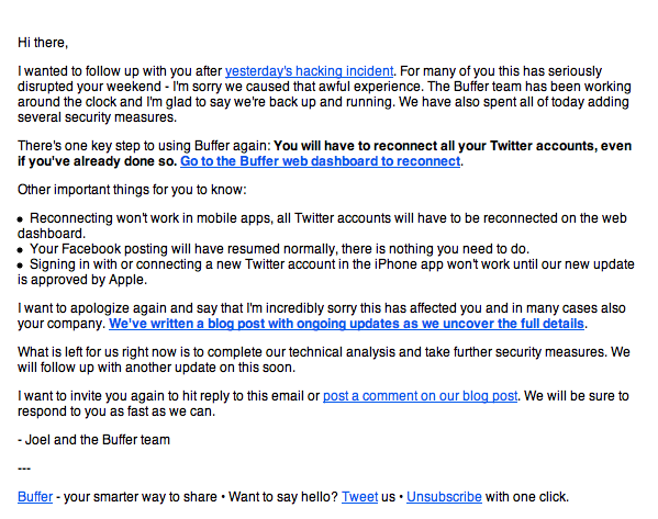 Buffer Email2