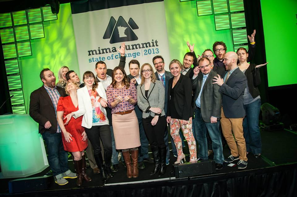 MIMA board