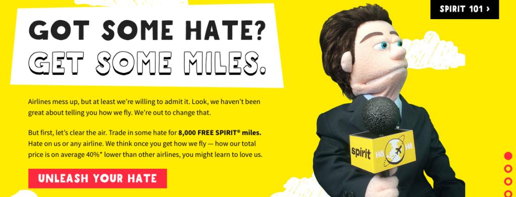 Spirit Hate Survey