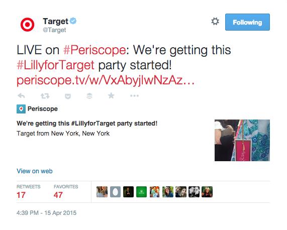 Target Twitter