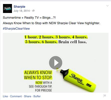 Sharpie FB