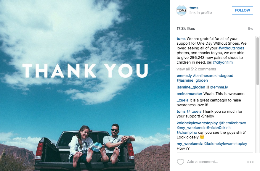 7 Of The Most Unique And Interesting Instagram Brand Campaigns In