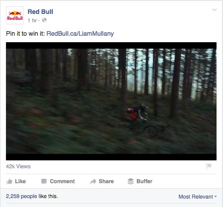 Red Bull video