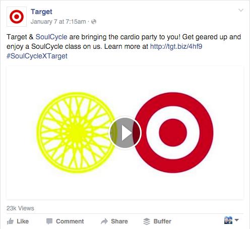 Target FB